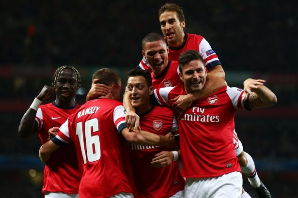 Arsenal-v-SSC-Napoli-UEFA-Champions-League