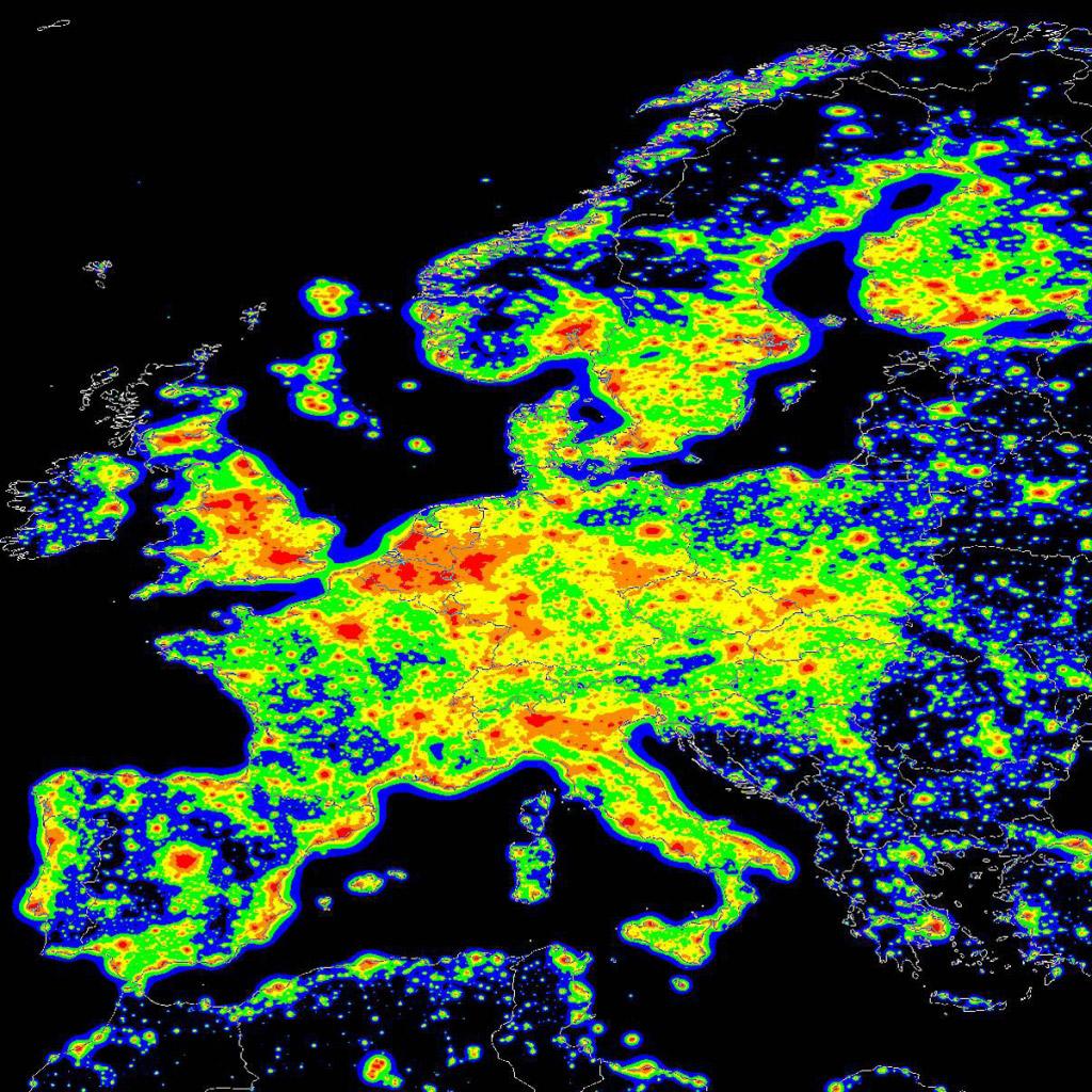 Lichtvervuiling ongezond 2